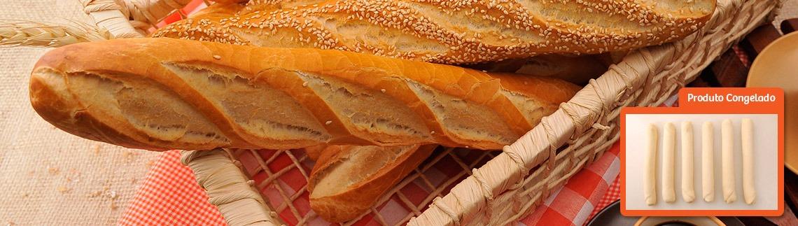 Pão Baguete Congelado