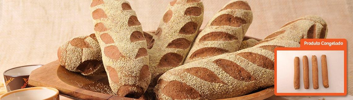 Pão australiano congelado
